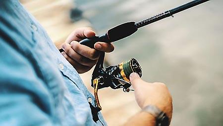 Bases de la pêche à la truite