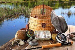 Equipement pour pêche à la mouche